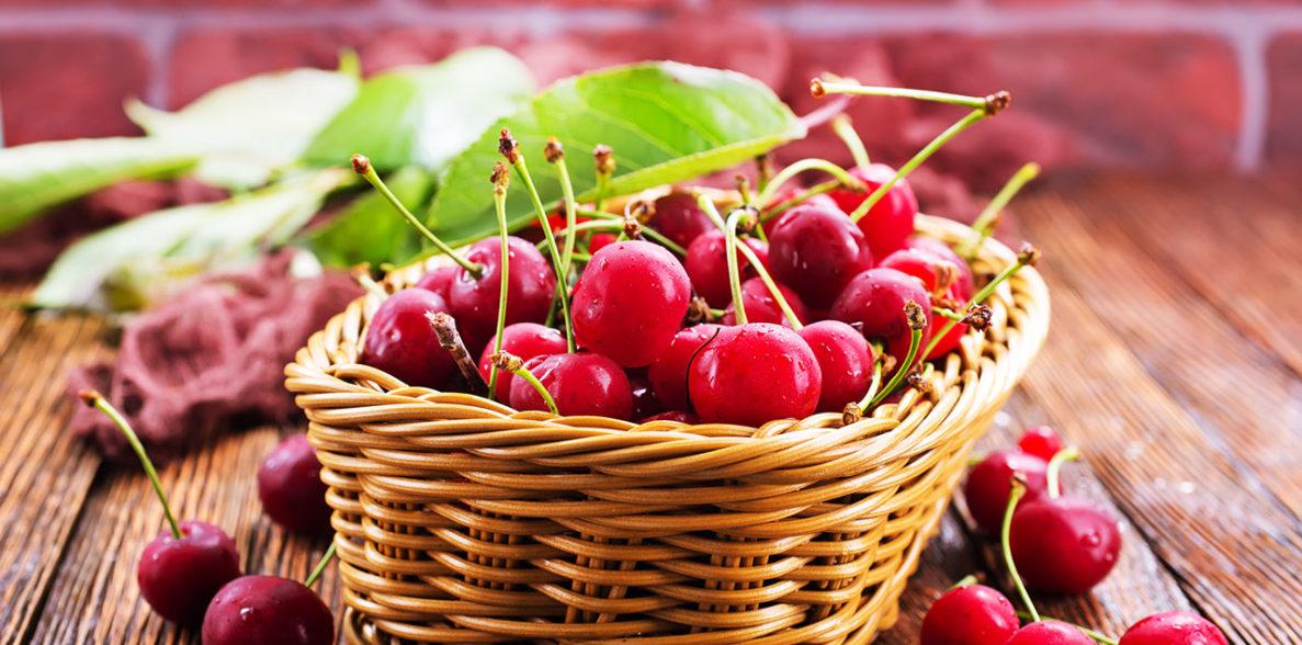 """Em Maio comem-se as Cerejas ao borralho""""! - Frutas do Cávado"""